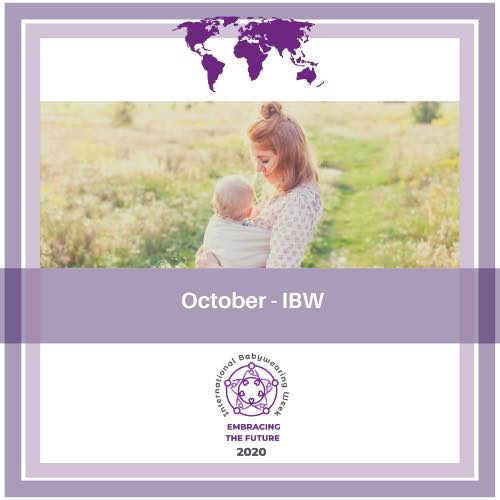International Babywearing Week 2020