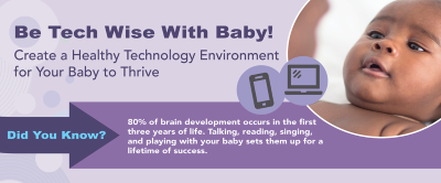 Tech Wise with Baby