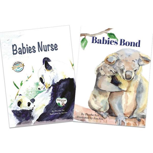 Babies Bond Babies Nurse